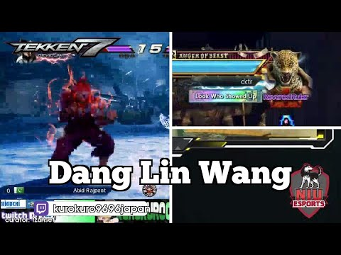 Daily FGC: Tekken 7 Plays: Dang Lin Wang