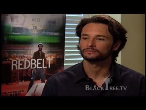 Rodrigo Santoro, Talks about American Cinema, RED BELT