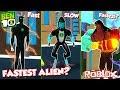 Insane FASTEST Alien In BEN 10 Ben 10 Arrival Of Aliens mp3