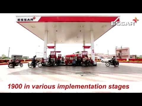 Discover the difference at Essar Oil fuel stations