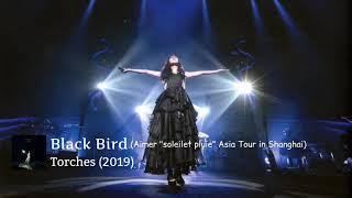 """Gambar cover Black Bird (Aimer """"soleil et pluie"""" Asia Tour in Shanghai) / Aimer [NEW!]"""