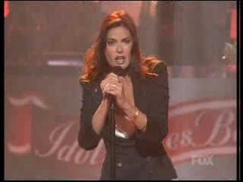 Teri Hatcher Performing Live American Idol Give Back