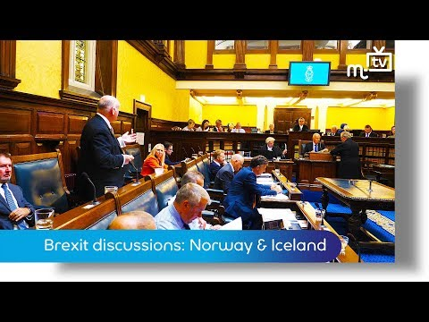 Q2: Brexit discussions: Norway & Iceland
