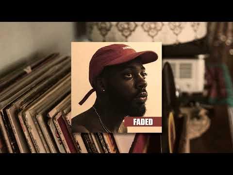 Brent Faiyaz x Ella Mai Type Beat - Faded [RnB Guitar Instrumental]