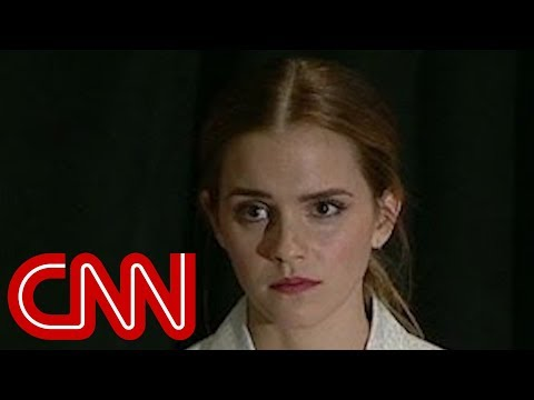 Emma Watson to United Nations: I'm a feminist