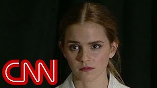 Emma Watson to United Nations: I