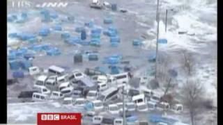 TSUNAMI  NO JAPÃO 15-03-2011 ((BBCBRASIL))