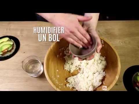 Burger de riz