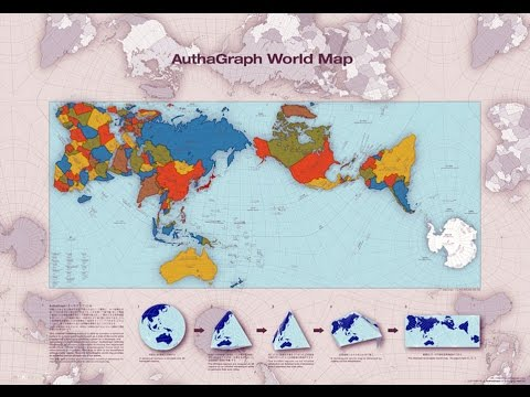 The map that shows what the world really looks like youtube the map that shows what the world really looks like gumiabroncs Gallery