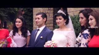 Маковы Гурам и Аида 16 августа 2015 года абазинская свадьба
