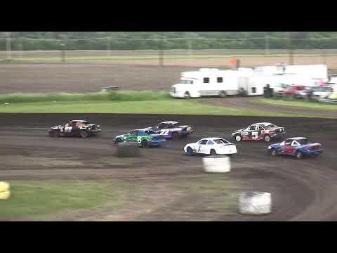 Sport Compact Heats Benton County Speedway 6/9/19