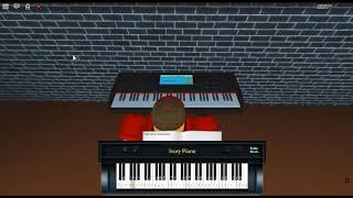Philosophyz - Rewrite OP by: Runa Mizutani on a ROBLOX piano. [Animenz Arr.]