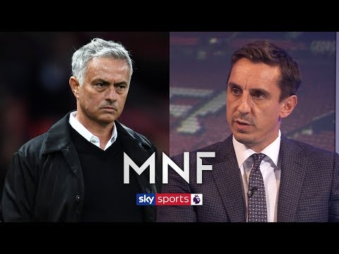 Does Gary Neville think Man United should sack Jose Mourinho?! | MNF
