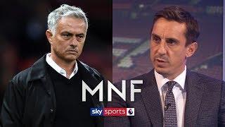 Does Gary Neville think Man United should sack Jose Mourinho?! | MNF