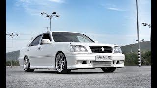 Toyota Crown Athlete V 2JZ GTE! Это жир! Мечта!