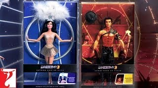 DHOOM:3 - Barbie Collector Dolls