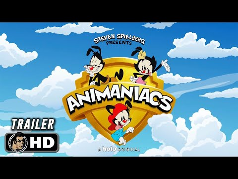 ANIMANIACS Official First Look Trailer (HD) Hulu Series