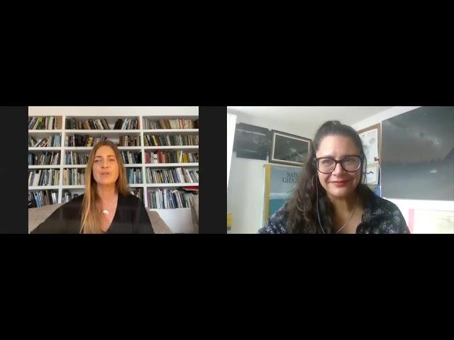 PAPO COM A LIGA: Marina Klink fala da sua relação com o mar