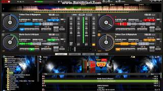 monster mix dj bl3nd in virtual dj by dj đạt edm
