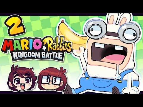 SALT-OID GAMES / Mario + Rabbids Kingdom Battle / Jaltoid Games