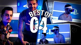 BEST OF : Sensation forte sur la PSVR avec Donald Reignoux  ! #4