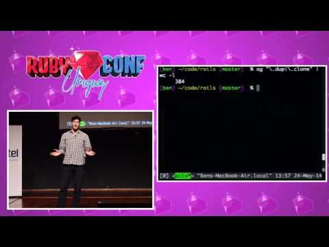 You Really Should Know A Little Bit Of Clojure - Ben Orenstein