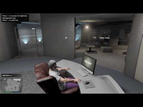 How to Buy a nightclub and register to vip in GTA 5 online ps4