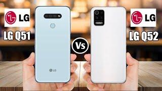 LG Q51 Vs LG Q52