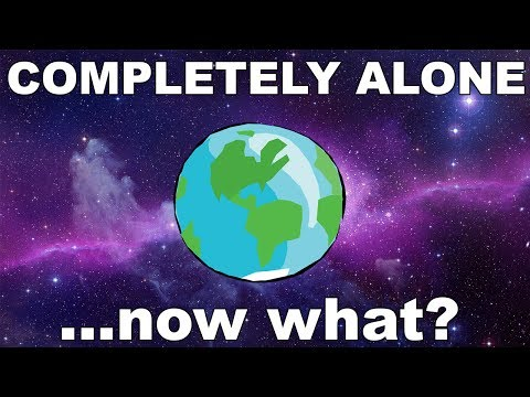 What if We ARE Alone in the Universe?