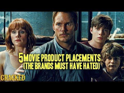 5 Movie Product Placements (The Brands Must Have Hated)