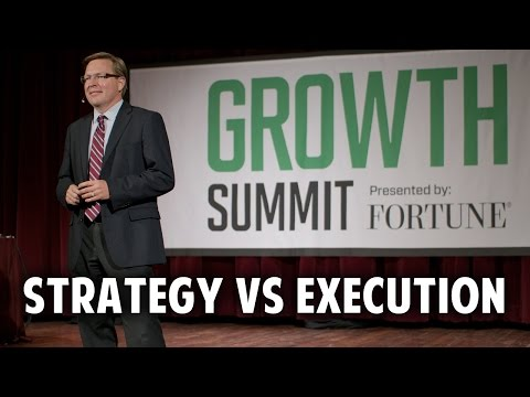 The Difference Between Strategy and Execution