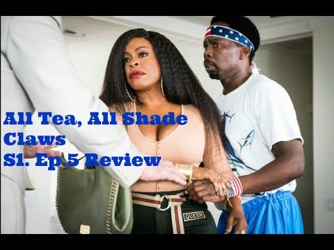 All Tea, All Shade | Claws TNT S1. Ep.5 Review