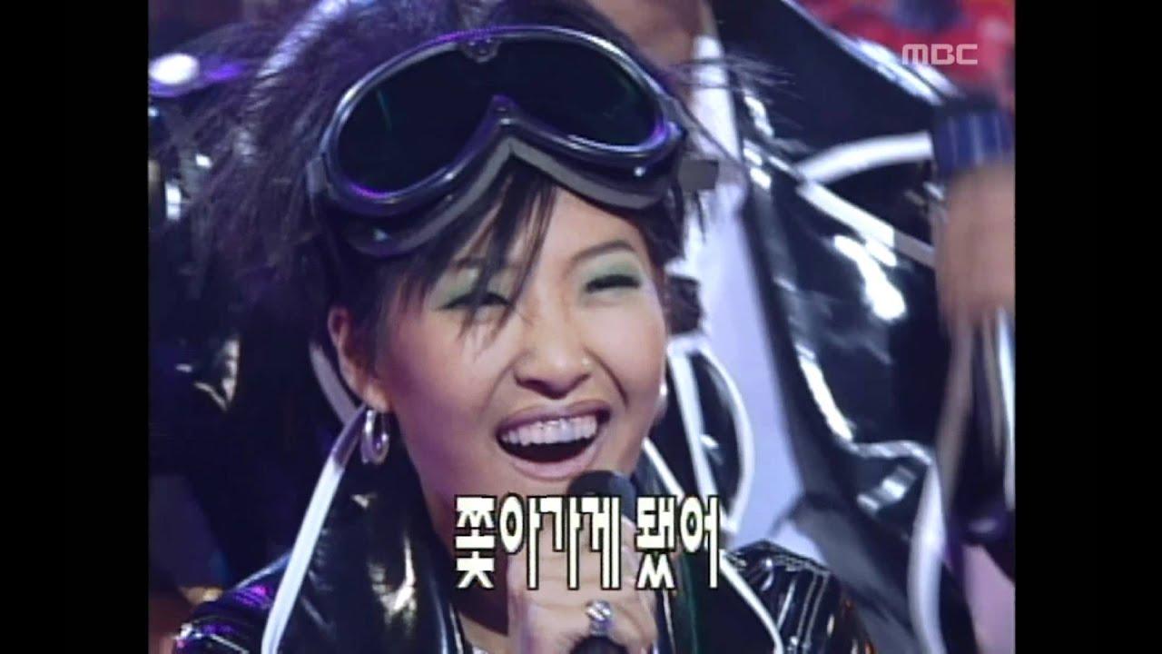 Cool - Woman on the beach, 쿨 - 해변의 여인, MBC Top Music 19970809