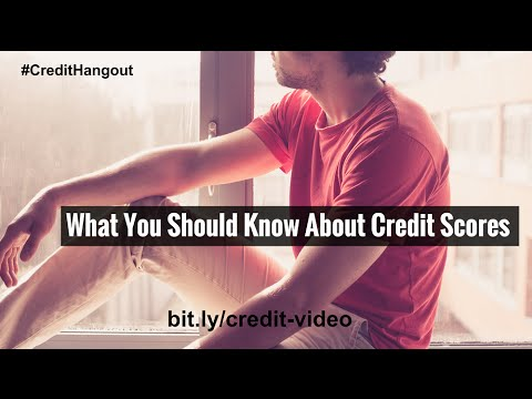What to Know About Credit Scores with John Ulzheimer, Jeanne Kelly, Rod Griffin and Jim Akin