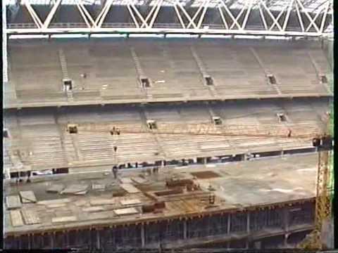 Amsterdam Arena januari 1996