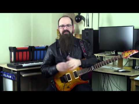How To Use The Octave Pattern On Guitar
