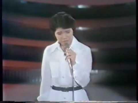 古都の別れ歌  森昌子 Kotono Wakareuta Masako Mori