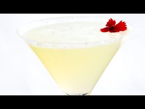 Easy Lemon Drop Martini Recipe - How To Make A Lemon Drop Martini