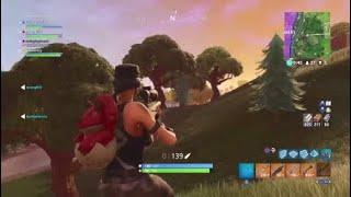 Solid Gold: Sniper Clip in Fortnite Battle Royale