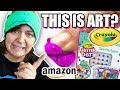 CASH or TRASH? Testing 4 Crayola Craft Kits from Amazon