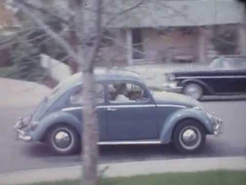 Harold Miller Home Movies - part 1