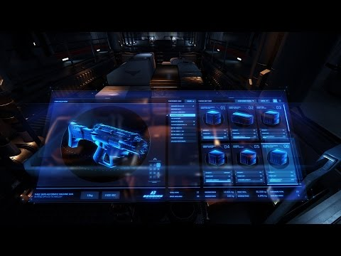 Star Citizen: The Hull Series and Cargo System