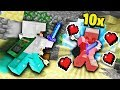 INSANE 10 HIT COMBO Minecraft Skywars mp3