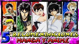 5 Recomendaciones Anime/Manga