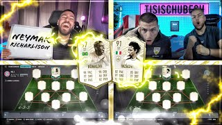 FIFA 20: FULL PRIME ICON MOMENTS BUY FIRST GUY 🔥🔥 Tisi Schubech vs Wakez 💀💀