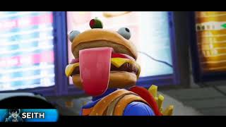 FORTNITE: BUGER BEEF BOSS KILLS TOMATO HEAD