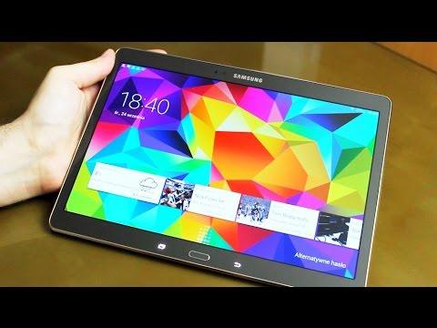 Samsung Galaxy Tab S 10.5 - recenzja, Mobzilla odc. 167