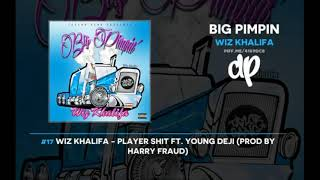 """WIZ KHALIFA """"BIG PIMPIN"""" MIXTAPE LIVE!!!!!"""