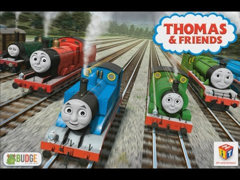 Thomas & Friends: Go Go Thomas - Android Gameplay HD