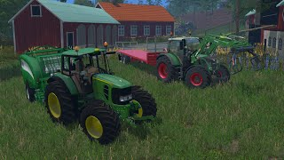 FS SouthWestNorway V Maps Mod Für Farming Simulator - Norway map farming simulator 2015